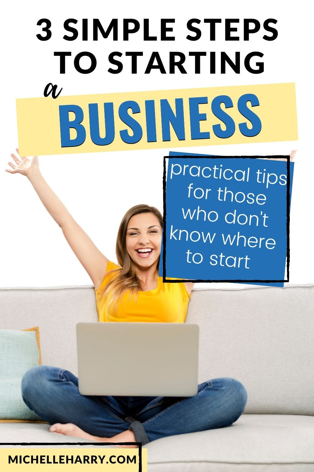 practical steps to starting a business