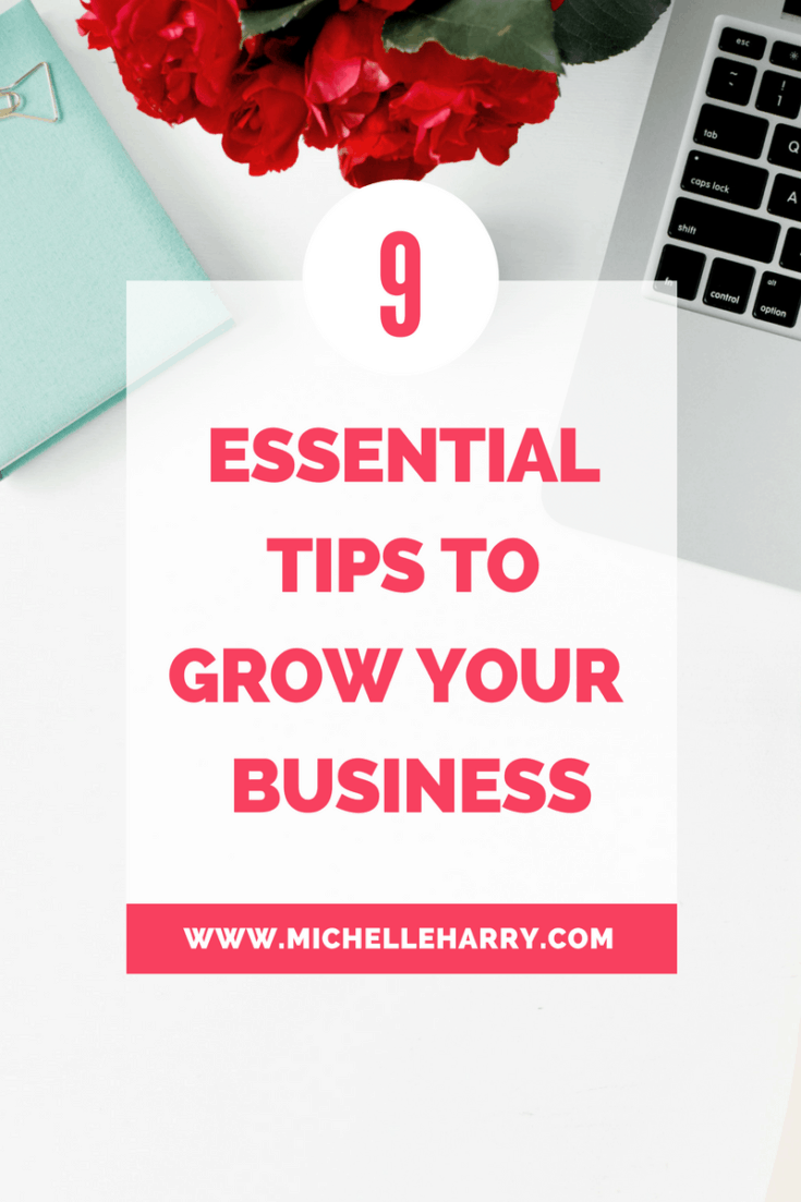 Are you an entrepreneur wanting to grow your business? This post has tips and ideas to help you grow your business. Us the simple tips in this post to build a successful business. Go read it on my website!