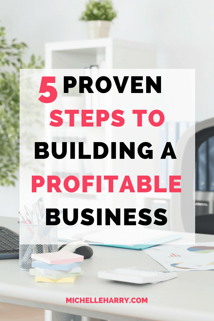 Are you starting a business? Do you want some steps to help you build a profitable business? Are you a female entrepreneur who needs some tips to grow your business? Check out this post. Free Checklist included!